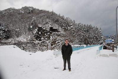 Nasu in Winter