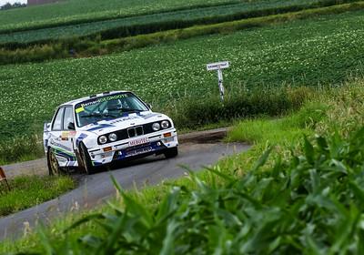 2021  Shakedown Monteberg Rally -  Ypres Historic Rally  (Lorenz)