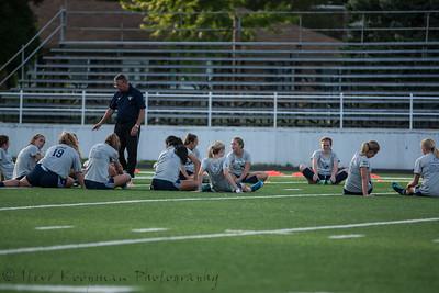 2017 PHS Girls Soccer vs Salem Sectional