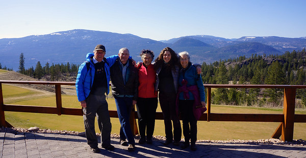 Williams Family Lives the Okanagan Life
