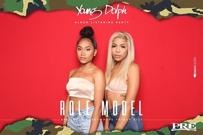 2018.09.18 Young Dolph 'Role Model' Listening Party