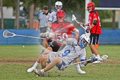 4/21/2018 - NCAA D2 - Tampa vs. Lynn - Lynn University, Boca Raton, FL