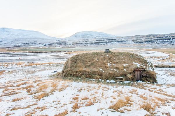 Eiríksstaðir, Iceland