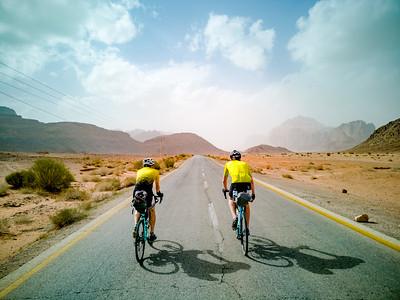 Jordan Bike Tour