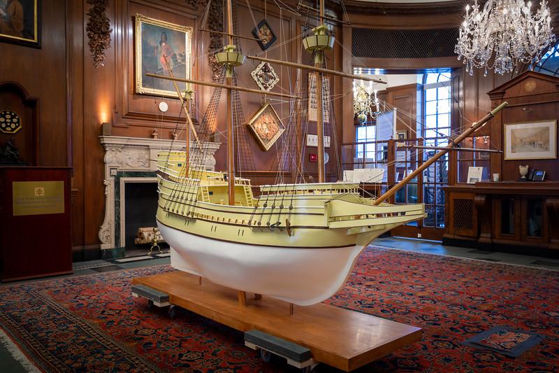 The Boston Mayflower