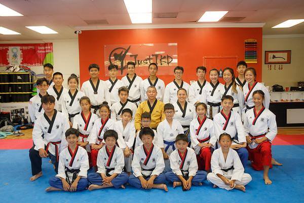 Master Raymond Hsu Seminar