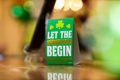 St. Patrick Day Celebration