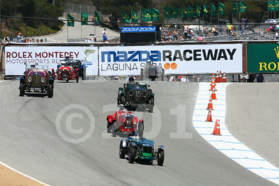 Group 1A 2014 Rolex Monterey Motorsport Reunion Race Group 1A
