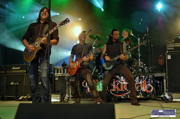 Blackfoot Concert Photos Dogwood Festival, Fayetteville, NC