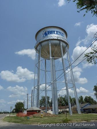 Eisenhower Park - Abilene, KS - M110A2, M60 & M7