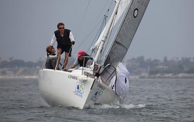 Sunday C Course - J Boats