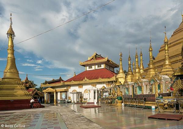 Kyeik Tha Lan Pagoda