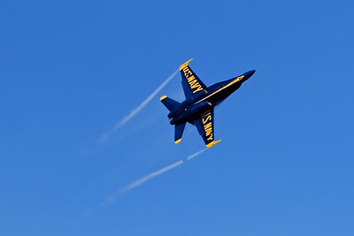 Fleet Week Air Show 2015