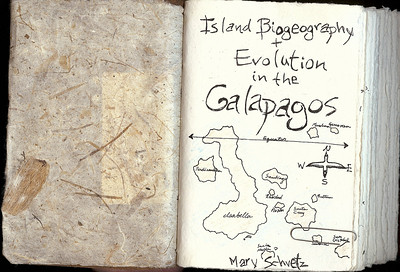 Mary's Galapagos Journal (March 2009)
