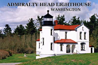 Admiralty Head Lighthouse, Washington