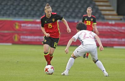 20170613 - Belgian Red Flames - Japan