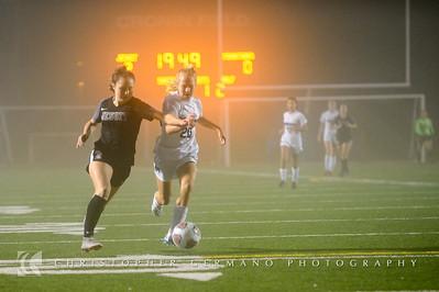 Girls Soccer Semi Final -Jesuit vs Mountainside