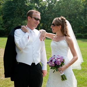 Michele & Wes' Wedding