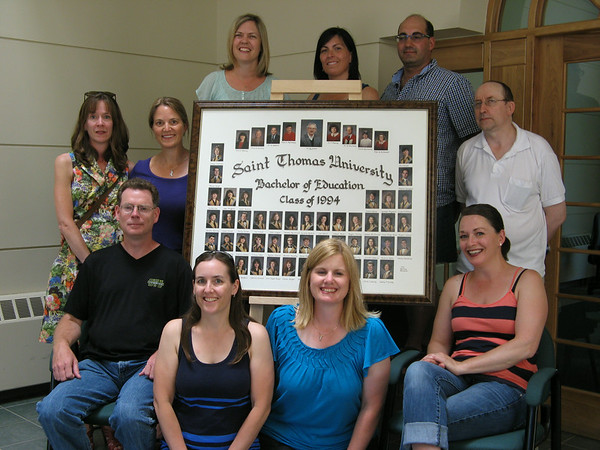 Bachelor of Education Class of 1994 - 20 Year Reunion