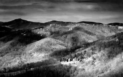 2013-02-18 North Carolina - Blowing Rock and Charlotte Snow