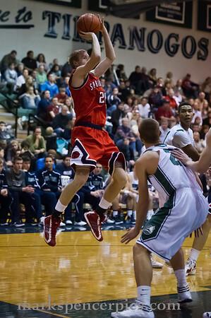Basketball SHS vs Timpanogos 2-3-2012