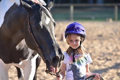 Margo Horseback Riding 2016-2017