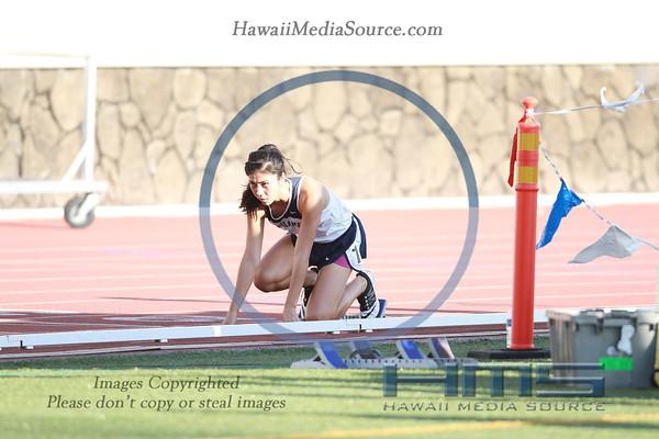 Girls State 400m Dash 5-10-14