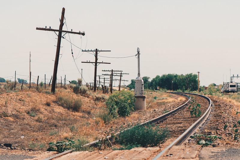 Telegraph Rails
