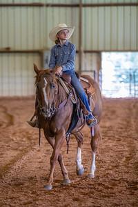 Bradford - Ranch Horse Show - 6-12-21 - Moscow, TN