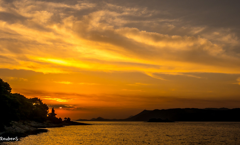 Cavtat colorful sunset clouds.jpg