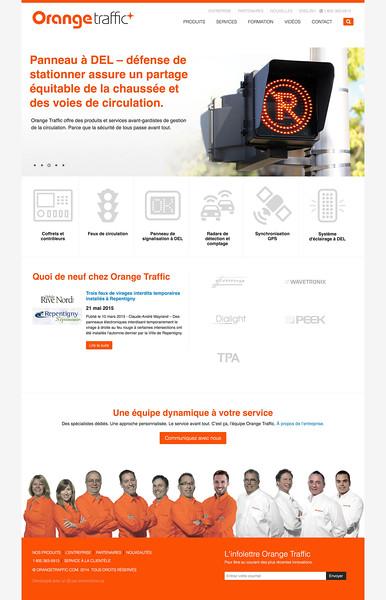 Conception, fabrication, distribution, intégration et services technique... | Orange Traffic inc..jpeg