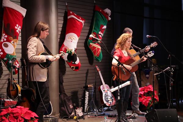 Sally Barris & the Birmingham Boys @ the Plaza-December  04, 2016