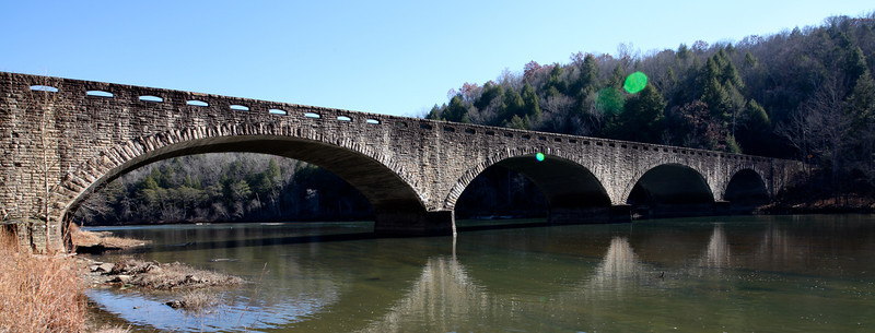 18th Cumberland Falls
