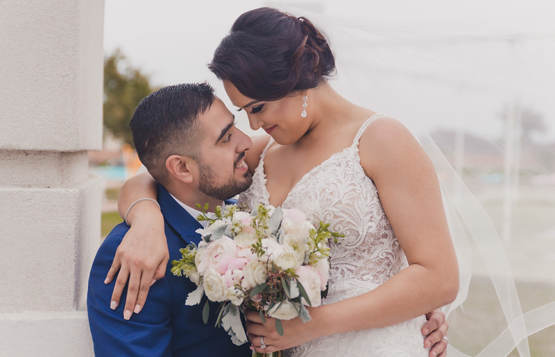 Yvette and Jose