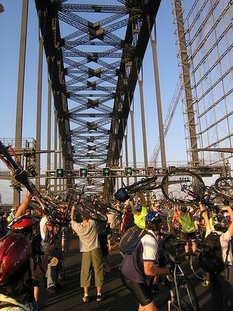 Critical Mass Sydney November 2006