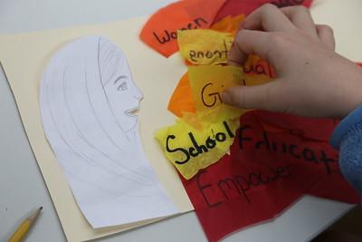Upper School Malala Project | January 29, 2016