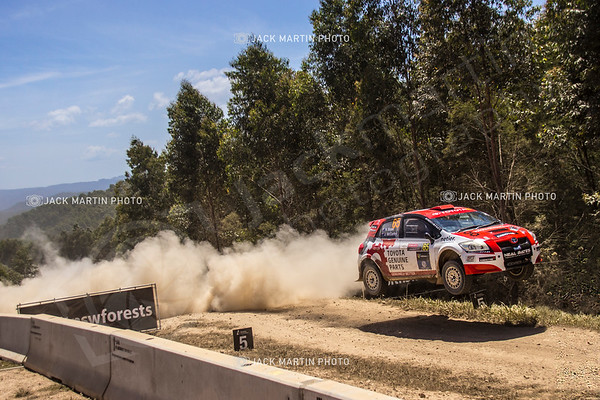 Rally Australia ARC - 2016