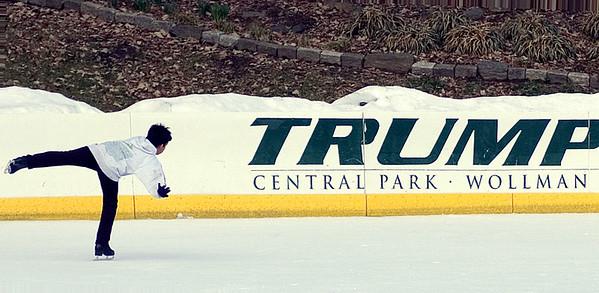 Donald Trump's Ice