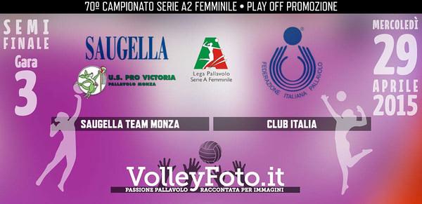 Saugella Team Monza - Club Italia | POS3