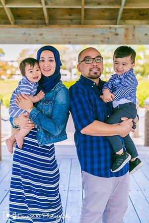 Bettahar - Dos Family Photoshoot