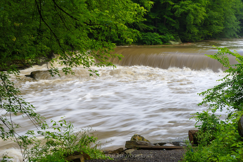 Early Morning at McConnells Mill Dam
