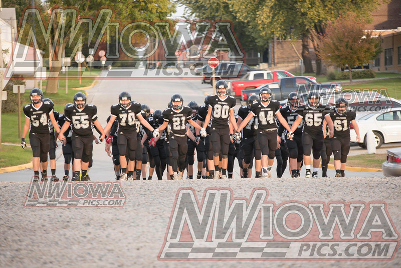 10/14/16 vs North Union