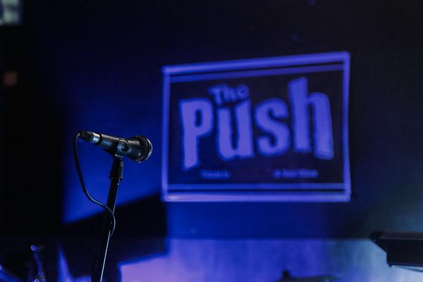 The Push Koka Kinto
