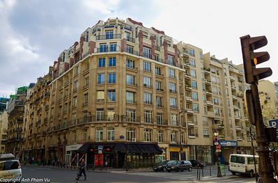 Paris May 2013