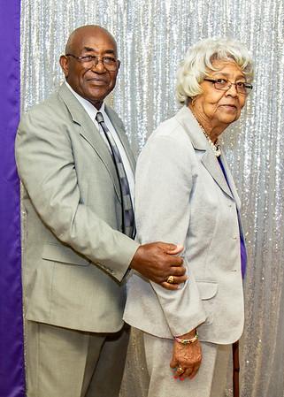 MR & MRS BENBOW'S 60TH ANNIVERSARY