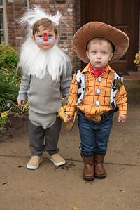 Halloween (October 30-31)