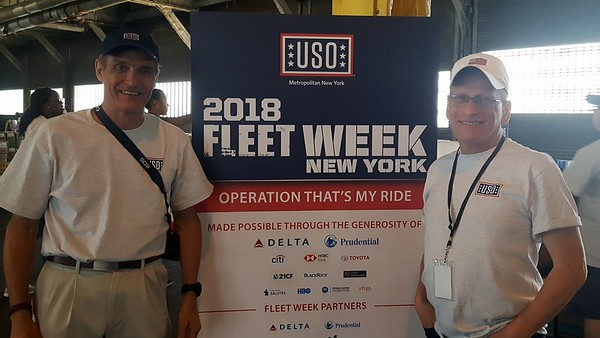 2018 NYC Fleet Week