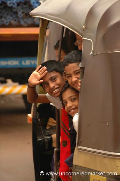 Sneak a Peek - Kollam, India