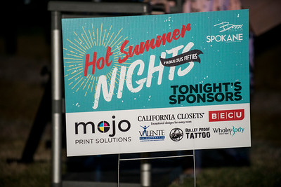 Hot Summer Nights | Fabulous Fifties 2018