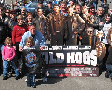 Wild Hogs Movie/Benefit - March '07